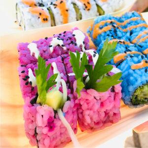 take away sushi para llevar mallorca