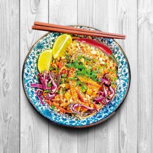 padthai pad-thai pad thai vegan